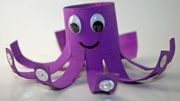 o olive octopus craft