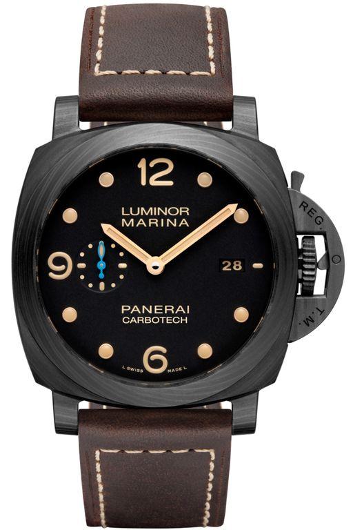 Officine Panerai PAM00661 Luminor 1950 - Marina Carbotech 3 Days. #panerai