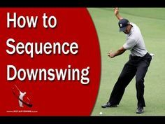 Golf Downswing - How To Transition from Backswing to Downswing Easily - YouTube