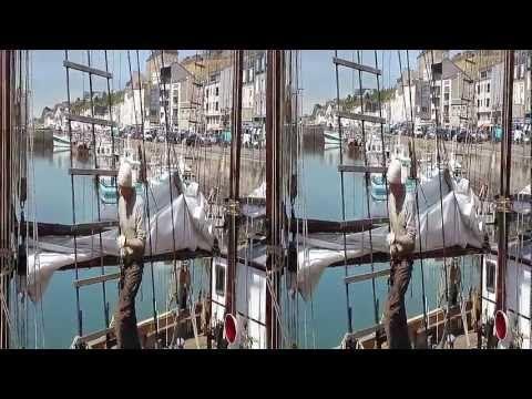 SAINT MALO - visite 3D du Grand Large, Palais des Congrès - YouTube