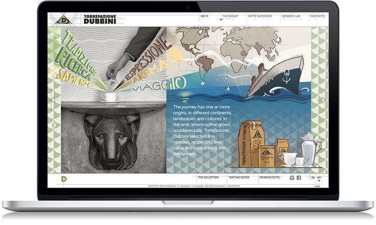 Torrefazione Dubbini - official website torrefazionedubbini.com