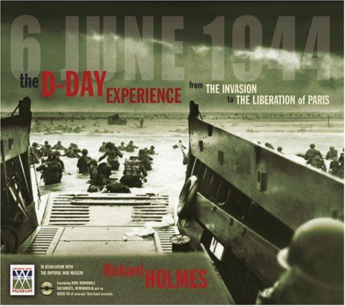 d-day invasion of normandy timeline