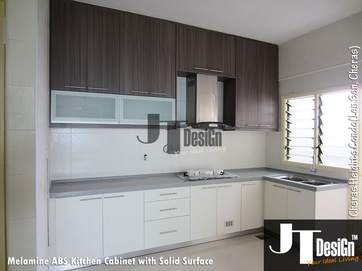 Melamine ABS Kitchen Cabinet Design Melamine ABS Kitchen Cabinet Is The  Cost Effective For Your Budget When You Decided To Build A New Kitchen  Cabinet.