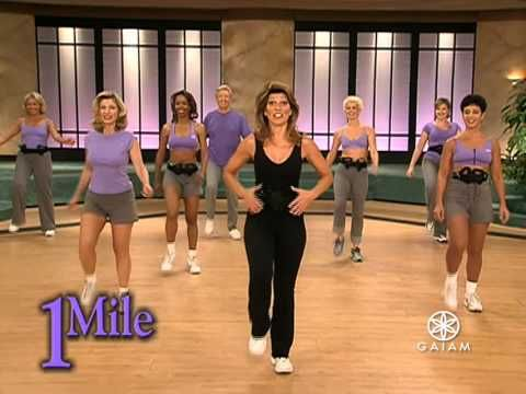Leslie Sansone Walk Away The Pounds For Abs Get Up and Get Started 1 Mile Workout