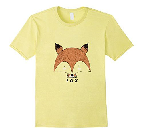 Men's Fox NUPAGACHI tee shirt on Amazon XL Lemon Nghiem T…