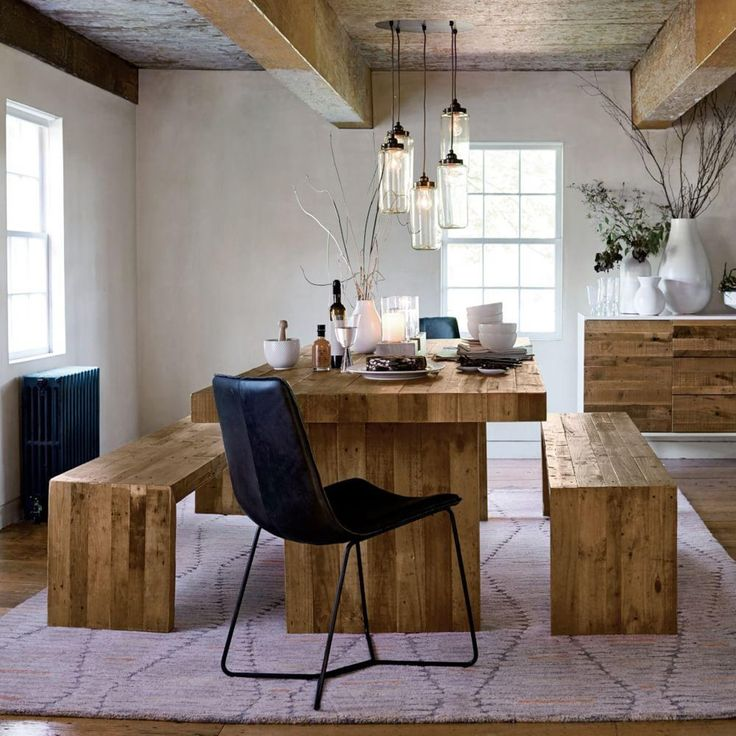 Tree Trunk Coffee Table Melbourne: Best 25+ Reclaimed Wood Dining Table Ideas On Pinterest