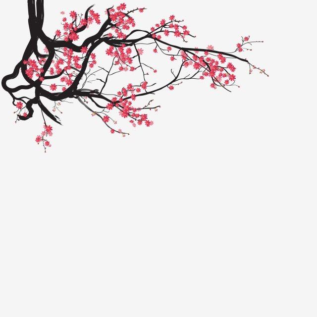 ألوان مائية ساكورا أطر الخلفية ب إزهار شجرة الكرز الفروع الفروع المرسومة ساكورا زهر Png والمتجهات للتحميل مجانا Japanese Flowers Flower Backgrounds Cherry Tree
