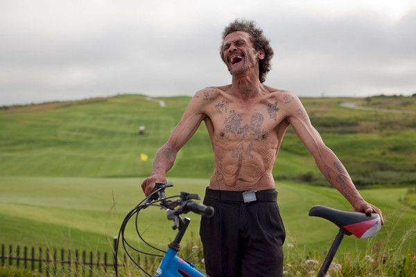Stan Engelbrecht and Nic Grobler's Bicycle Portrait of John Jacobs