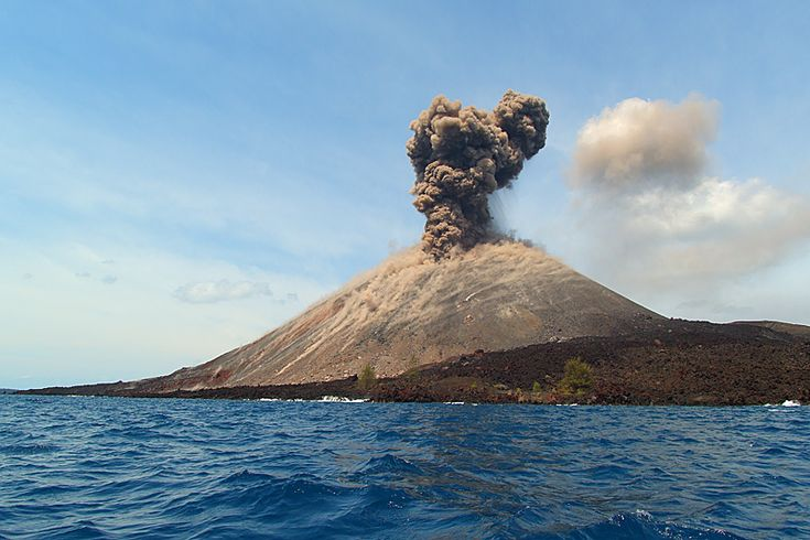 Gunung laut