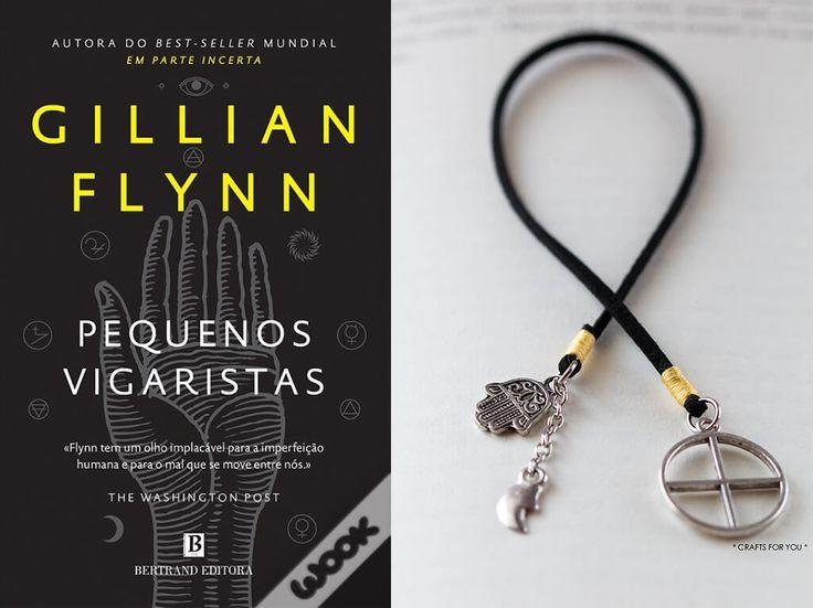 Pequenos vigaristas | Gillian Flynn-Status: Sold.