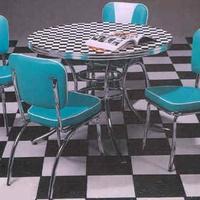 Diner Furniture Chubbie Checker