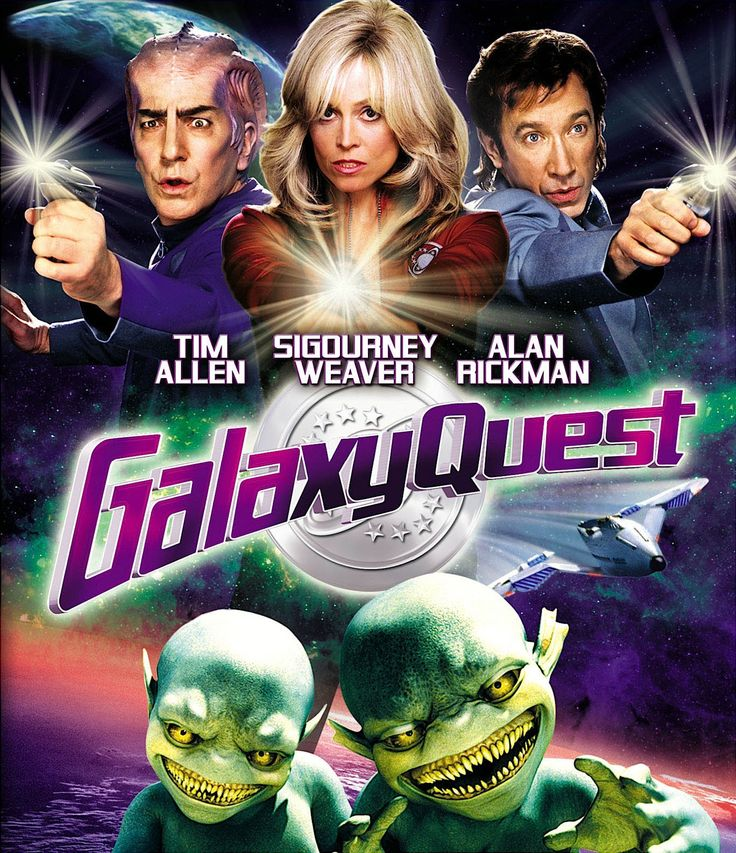 Galaxy Quest Ship: 86 Best Galaxy Quest (1999) Images On Pinterest