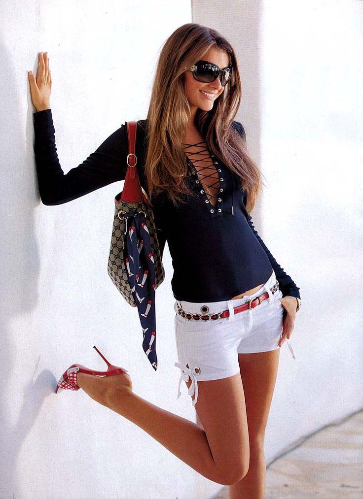 Beautiful summer style.