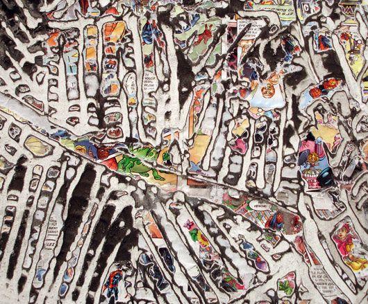 mark bradford paintings | Artist Spotlight: Mark Bradford