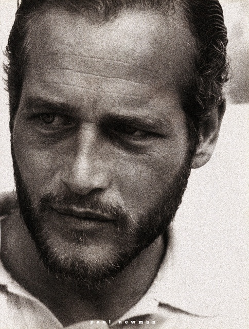 Paul Newman. (It's ok to have a crush on dead men)