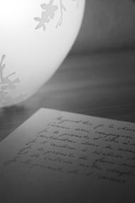 Ecrire ses voeux de mariage