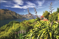 Azur Luxury Lodge, Queenstown, New Zealand - Azur's villas are designed to let you absorb the incredible views in chic luxury and total privacy.     www.seasonz.co.nz/index.php/accommodation/13-accommodation/77-luxury-lodges