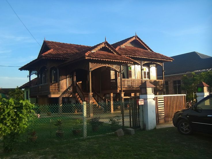 17 Best Images About Rumah Kampung On Pinterest