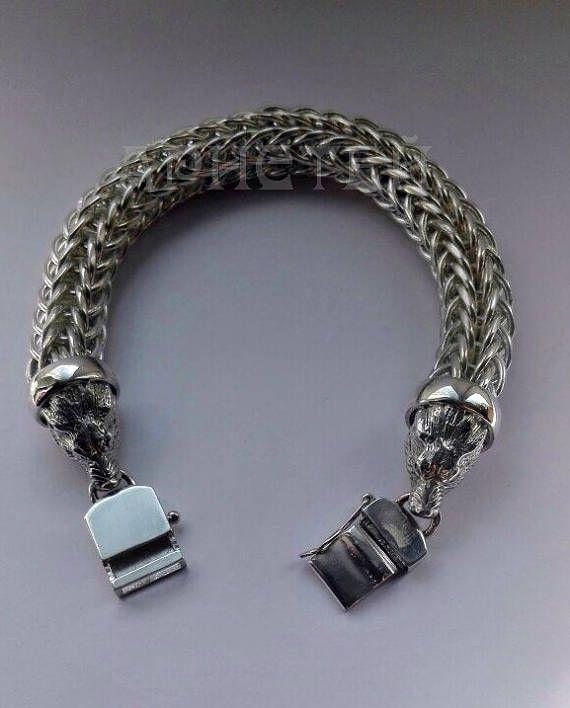 Bracelet Wolves