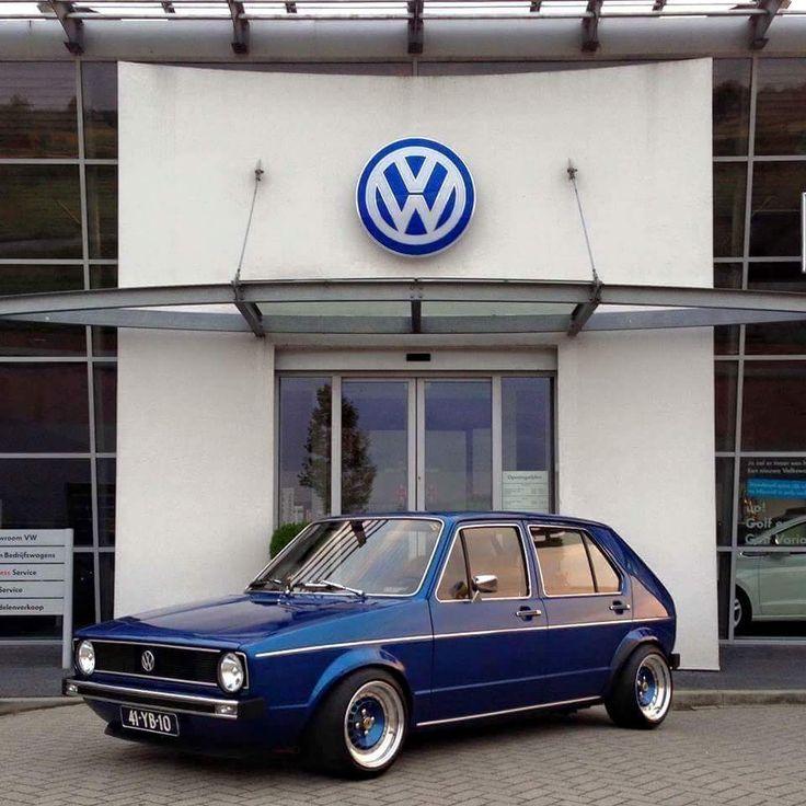 VW Golf Mk1