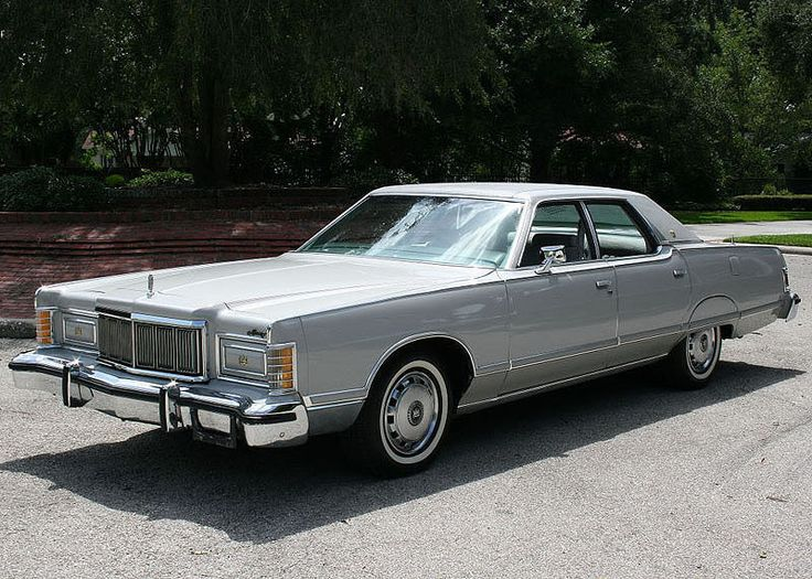 1978 Mercury Marquis. From my personal collection.  #cleckleymotorworks