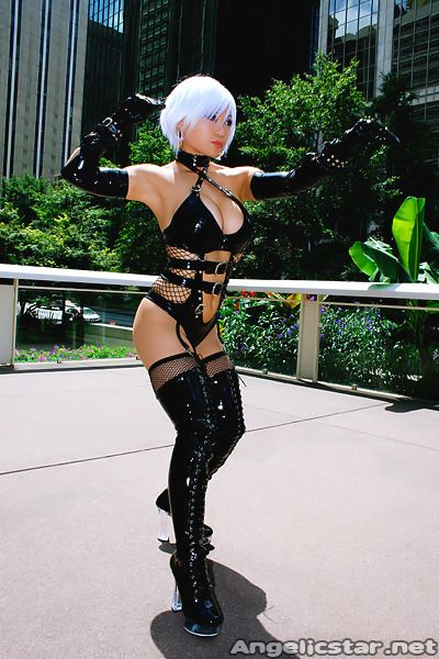 Beautiful cosplay Christie fr DoA 4