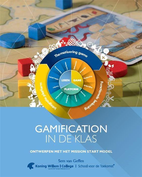 Gamification in de klas  Kinderen pubers en jongvolwassenen willen de wereld ontdekken en dat doen ze het liefst door te spelen. Onderwijsprofessionals kunnen nu nog beter anticiperen op deze behoefte dankzij gamification. Game-elementen kunnen worden geïntegreerd in een rijke context met haalbare uitdagende opdrachten. Voor het gamificeren van leersituaties dienen zich diverse opties aan: van een eenvoudig aangepast bordspel met geïntegreerde leerinhoud tot een complete game-ervaring…