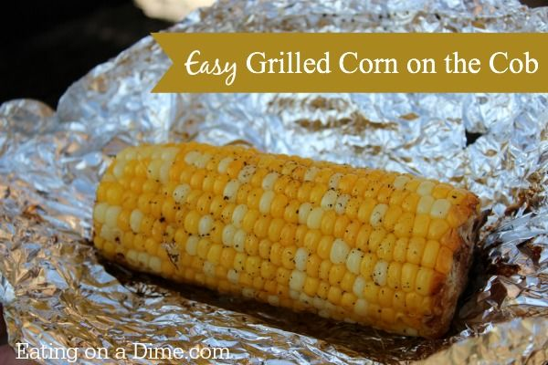 how to make corn on the cob on the bbq