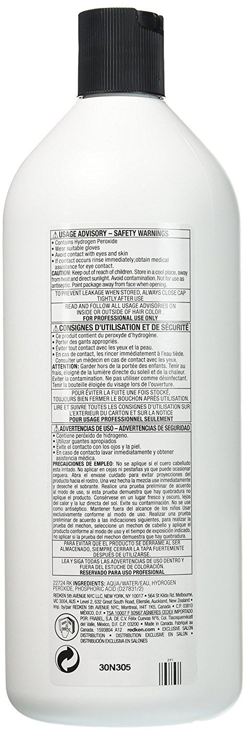 Redken Shades EQ Gloss Processing Solution 33.8 Oz (1000 ml) *** Find out more at the image link. #hairclip