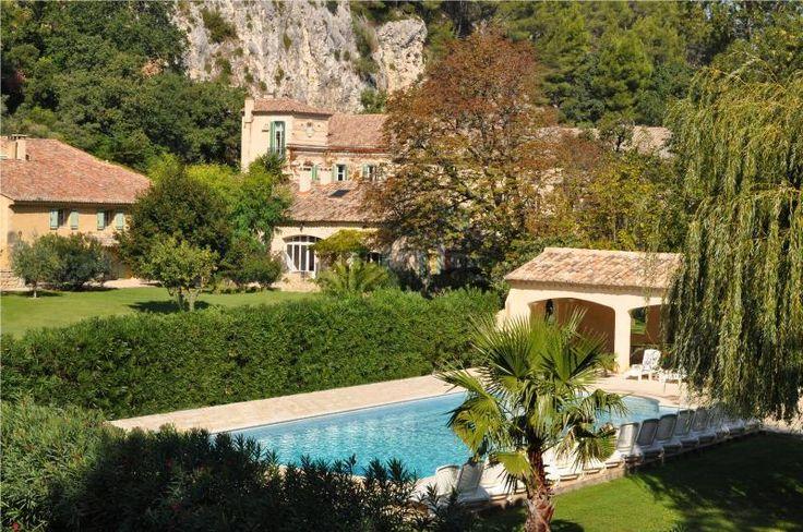 'La Bergerie' at Moulin de la Roque charming villa