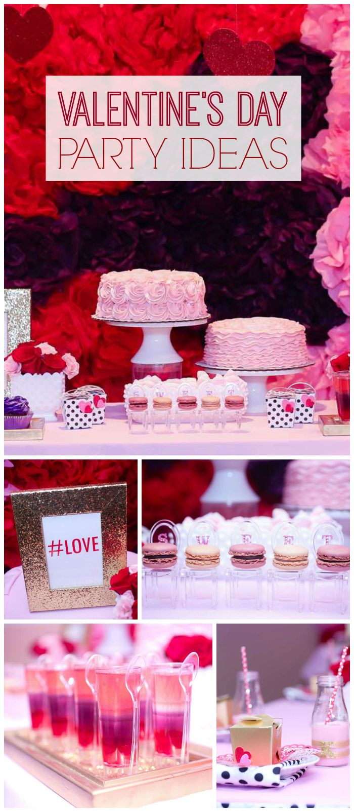 best 25 valentine party ideas on pinterest kids valentines party food valentines games and. Black Bedroom Furniture Sets. Home Design Ideas