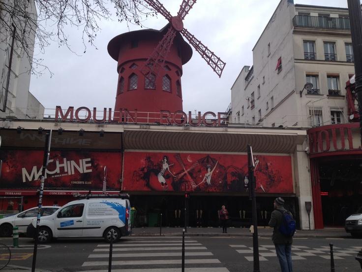 ムーラン・ルージュ Moulin Rouge!