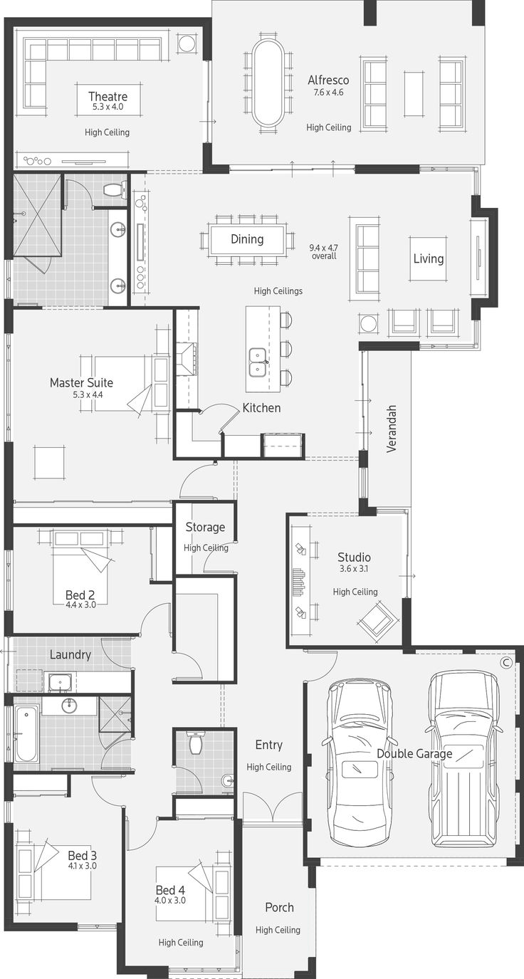 17 best images about dream home designs on pinterest for Dale alcock home designs