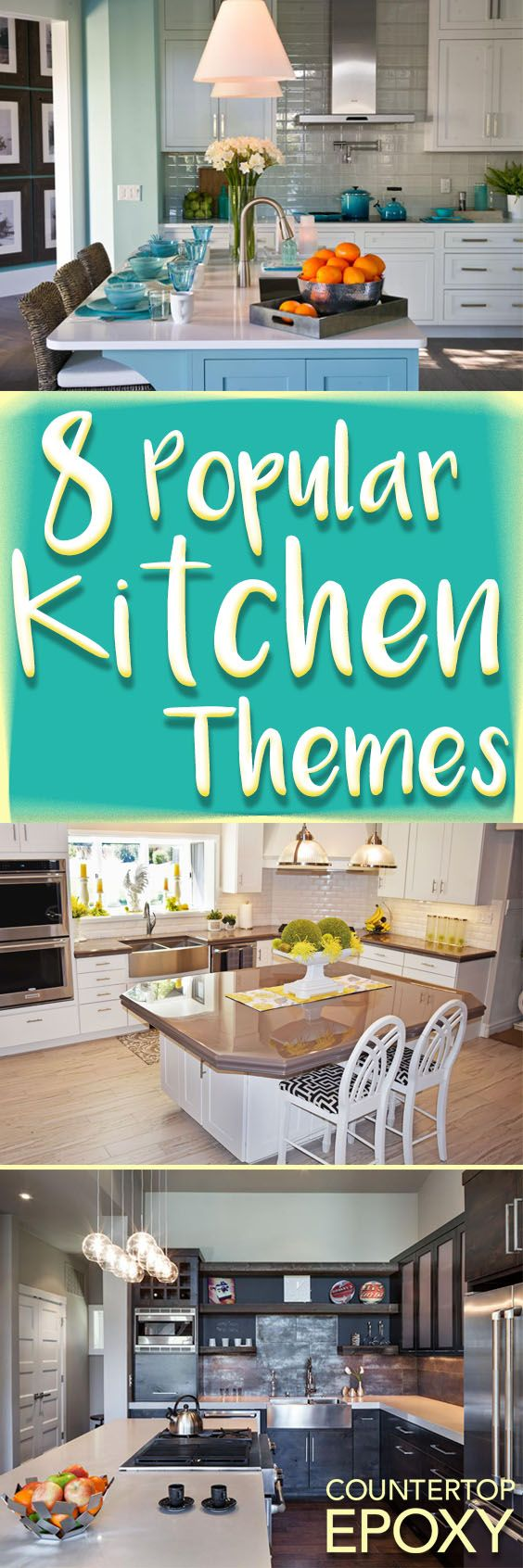 100 best DIY Epoxy Kitchens, Countertops, and Table Coatings images ...
