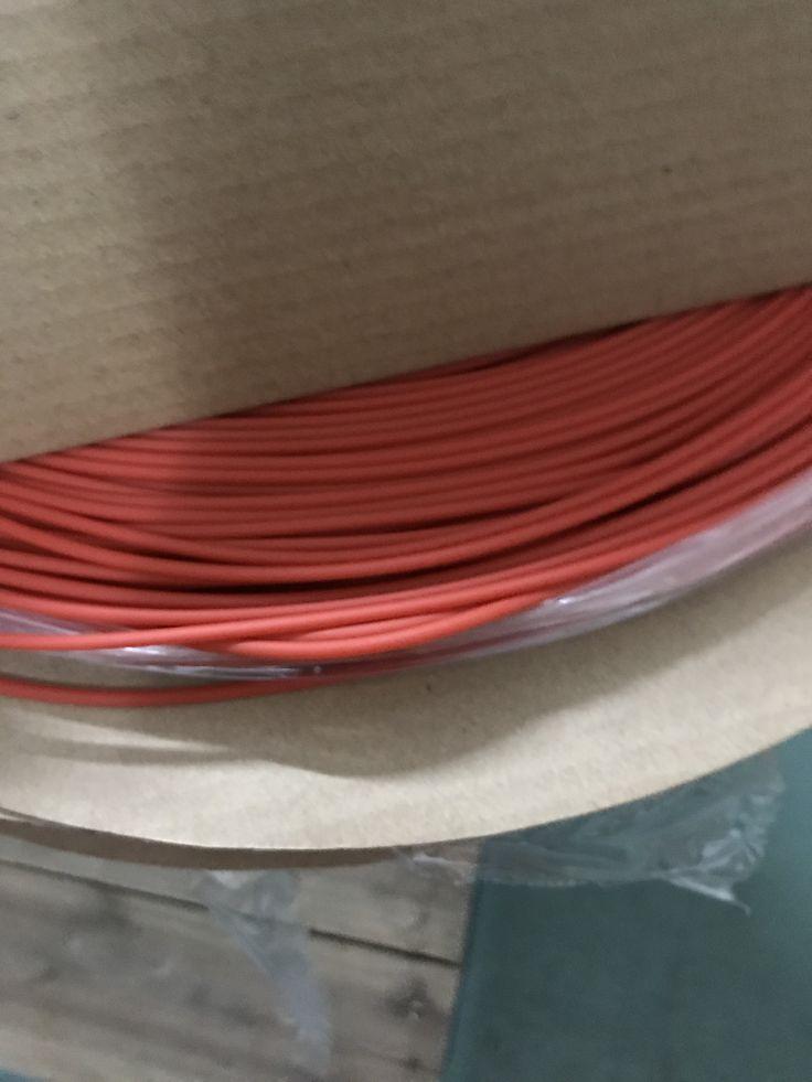 6.4mm red heat shrink tubing with hot melt adhesive  E-mail: sales6@dicore.cn Website: www.dicoretubing.com Skype: 1032480802@qq.com  Whatsapp: +86 18926436803