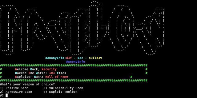 PAVELOW - Exploit Toolbox | linux & tech | Security tools