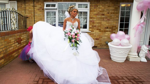 Big Fat Gypsy Weddings - Pictures - We Are Family - Channel 4