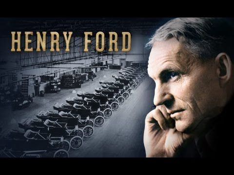Henry Ford | The Man Behind Ford Motor Industry | Biography Documentary Films - YouTube
