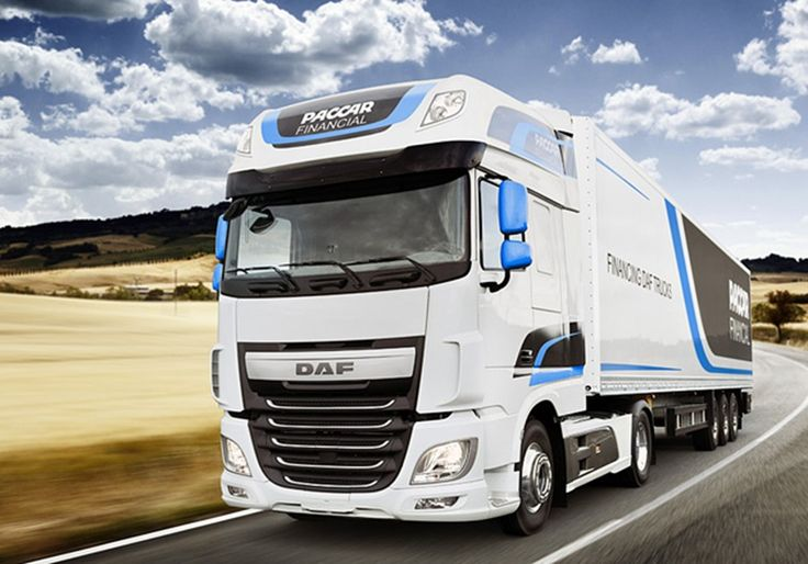PACCAR Financial new truck