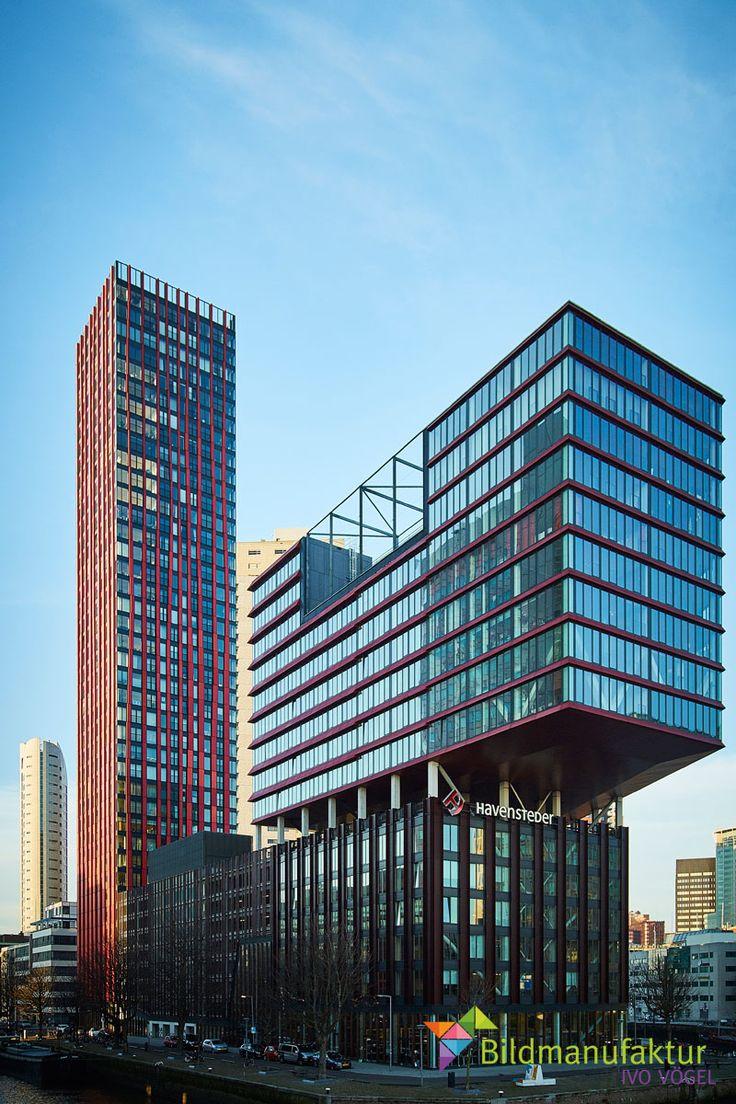 Architekturfotografie - Ivo Vögel Bildmanufaktur - Werbefotografie, Industriefotografie, Portraitfotografie, Editorialfotografie #architektur #architecture Rotterdam, Niederlande
