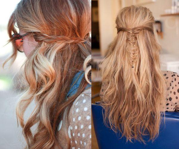 Cómo peinarme, 5 peinados para usar a diario que no te puedes perder