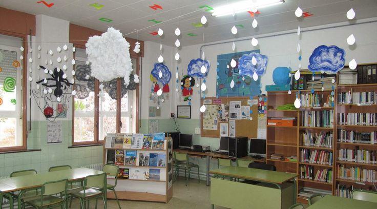 Blog de la biblioteca escolar del CEIP Miguel Servet de Fraga (Huesca)