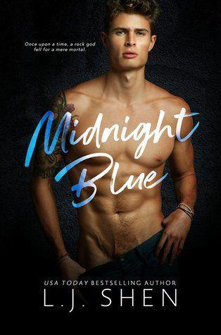 Caterpillar Buddies: Book Review : Midnight Blue by L.J. Shen