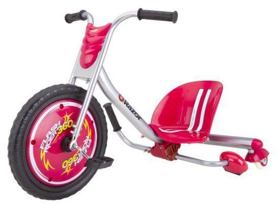 Diseño en los triciclos para derrapar. Drift Trikes!   Good ID