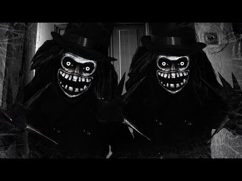 Makeup Tutorial Turns You Into The Babadook - iHorror