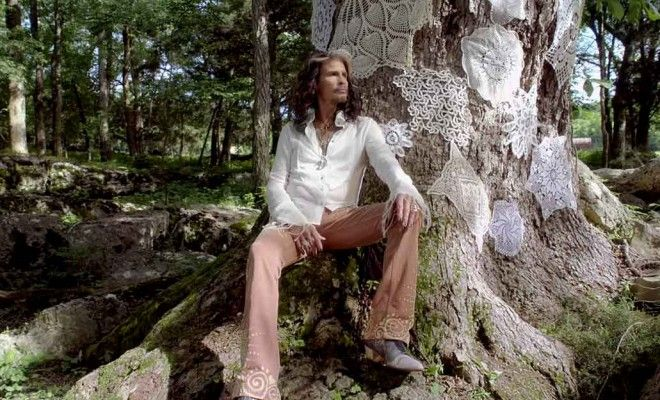 Steven Tyler's FIRST country music video!! http://www.countryoutfitter.com/style/steven-tylers-first-country-music-video/