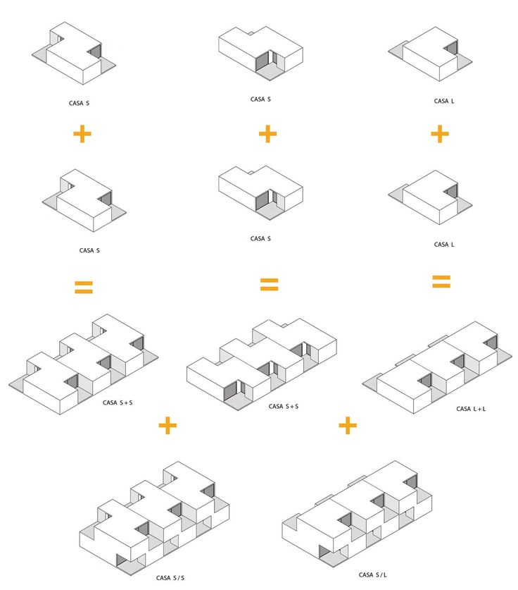 architectural 3d diagrams for pinterest
