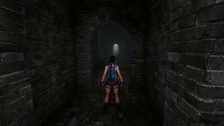 Tomb Raider The Dagger Of Xian - RunOrDie - Tomb Raider 2 fan remake