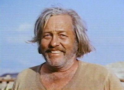 Strother Martin as Bowen in Ballad of Cable Hogue (1970) | Running to car