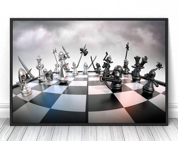 Chess art, Living room wall decor, creative modern poster, Office, Dorm print, Fine art creative photography, High quality  #chess #war #blackandwhitephotography #soldier #print #poster #fineart #art #creative #unique #fineartphotography #fineartprint #wallart #livingroomdecor #walldecor #bedroomdecor